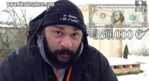[Vidéo] Dieudonné : 350 000 € récoltés, la Quenelle prend forme dans Dieudonné capture-plein-ecran-23012013-180854.bmp-300x163