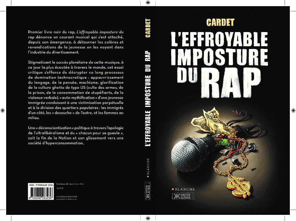 Soral sur le livre : l'Effroyable imposture du Rap (Mathias Cardet) + toutes les vidéos dans actu 9687_319211648191337_1879482108_n