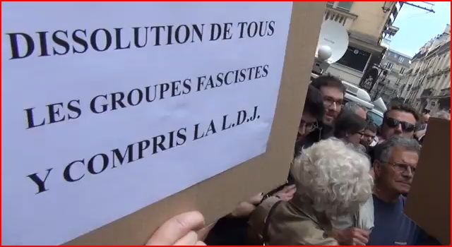 Le Rassemblement en mémoire de Clément Méric demande la dissolution de la LDJ (Ligue de Défense Juif) dans actu capturerldjj
