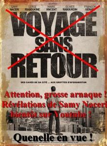 [Vidéo] Samy Naceri descend le film