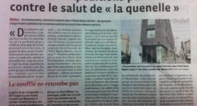 Ratonnade de la Quenelle à Lyon : 3 des 6 juifs accusés ont fui vers Israel