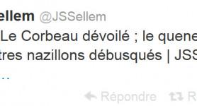 Guillaume Champeau Journaliste, fondateur Numerama.com porte plainte contre JSSnews pour une quenelle Fantôme
